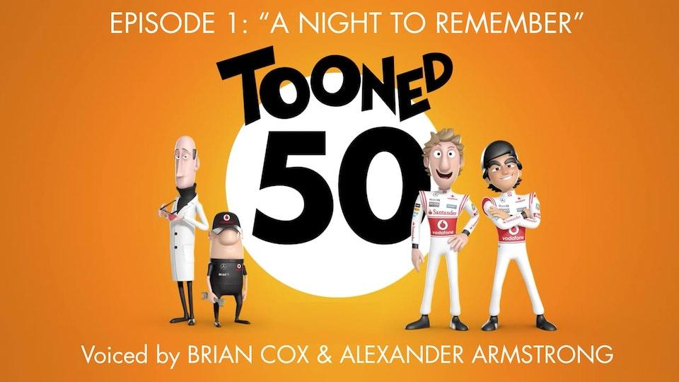 TOONED 50