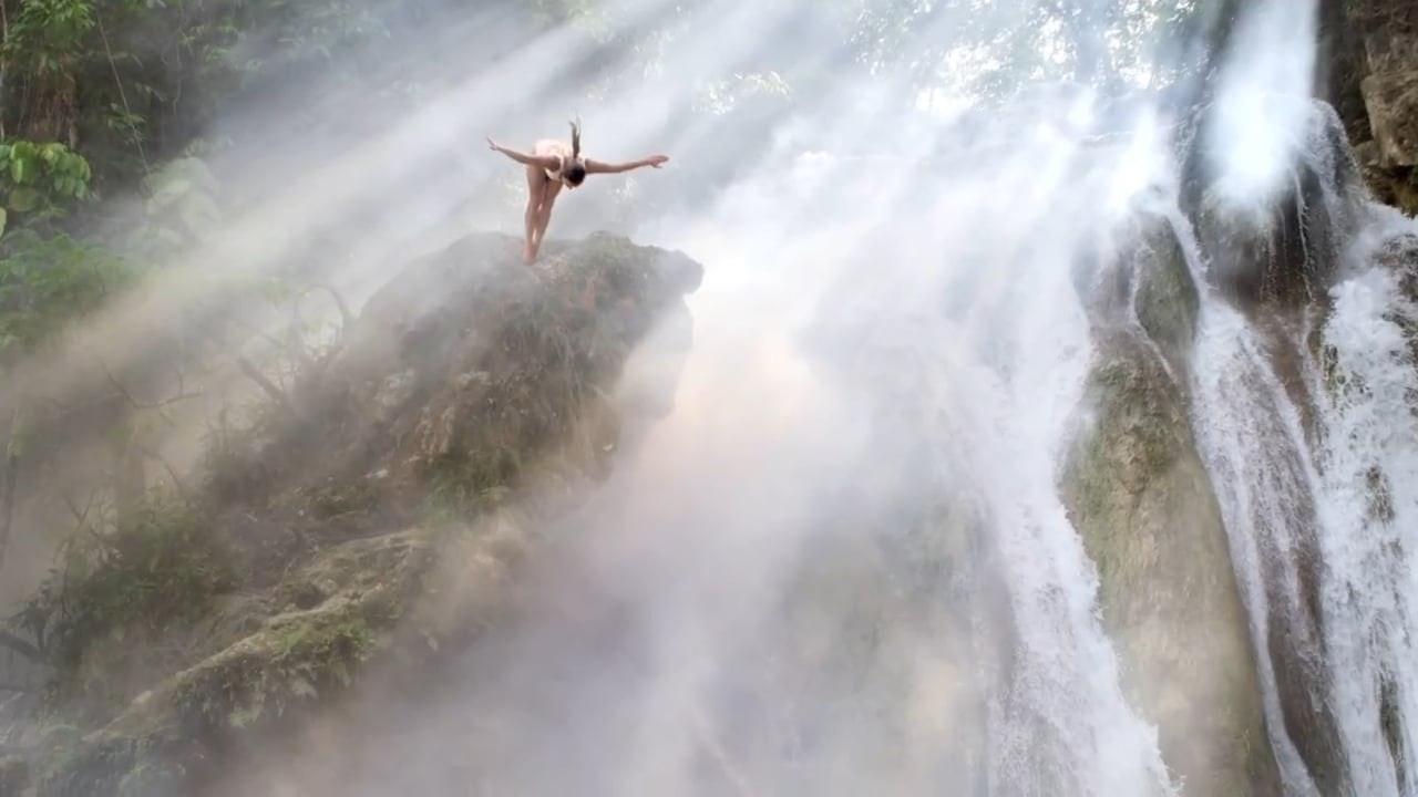 Palmolive - Waterfall