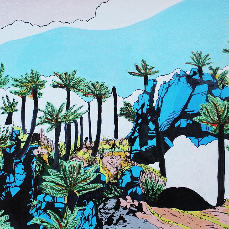 Paintings landscape