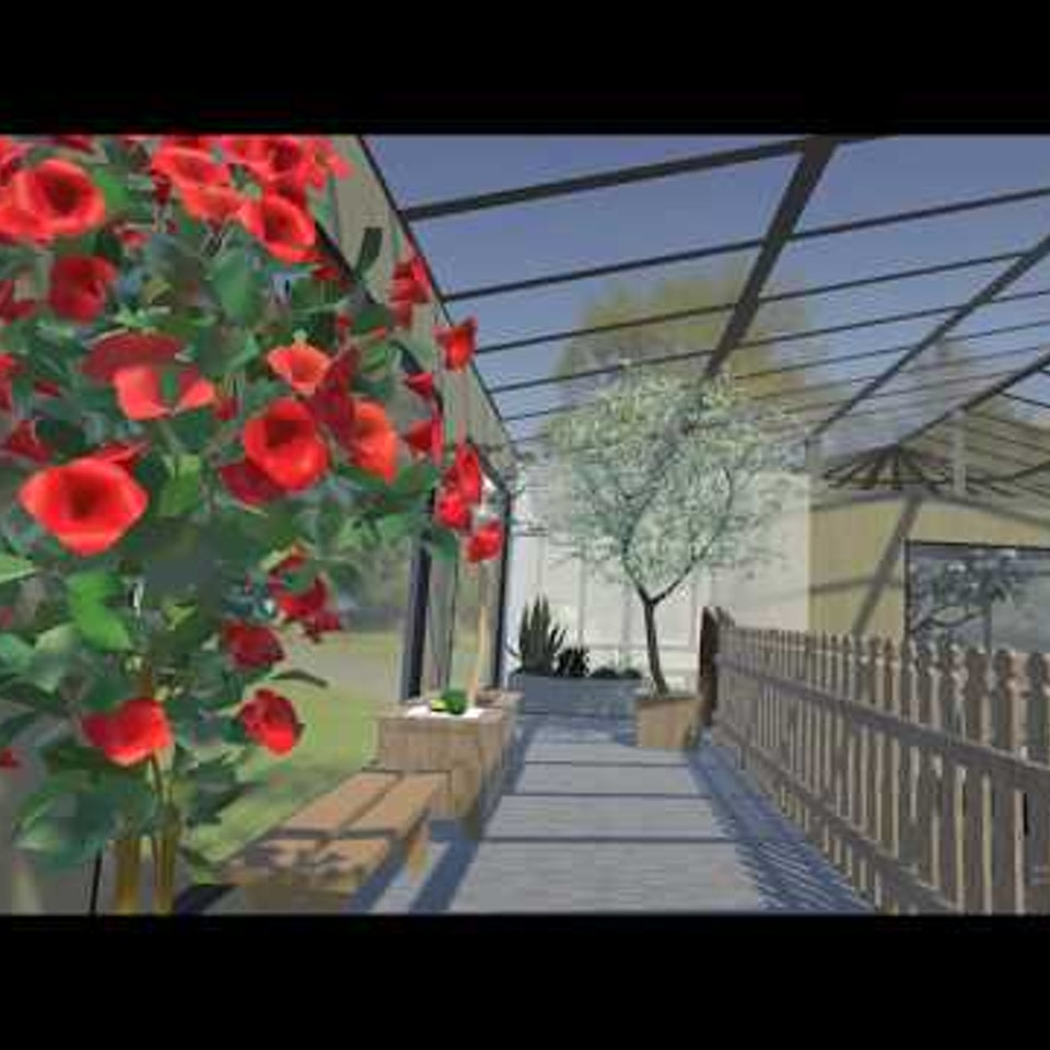 Student VR projects Emma Vass - The Beauty Glasshouse