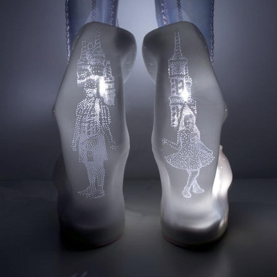 Student 3D Print projects Tegan2
