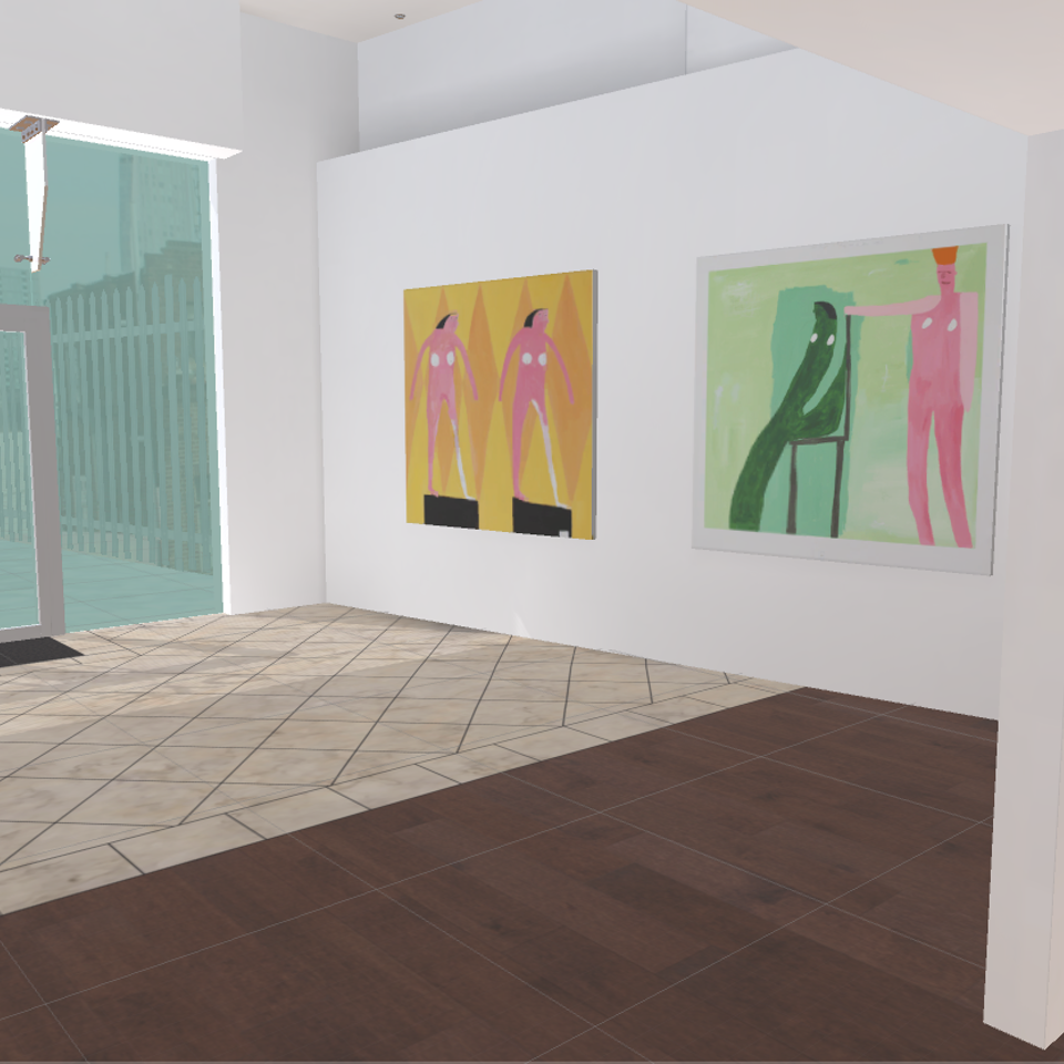 Max Atkins - Virtual Gallery