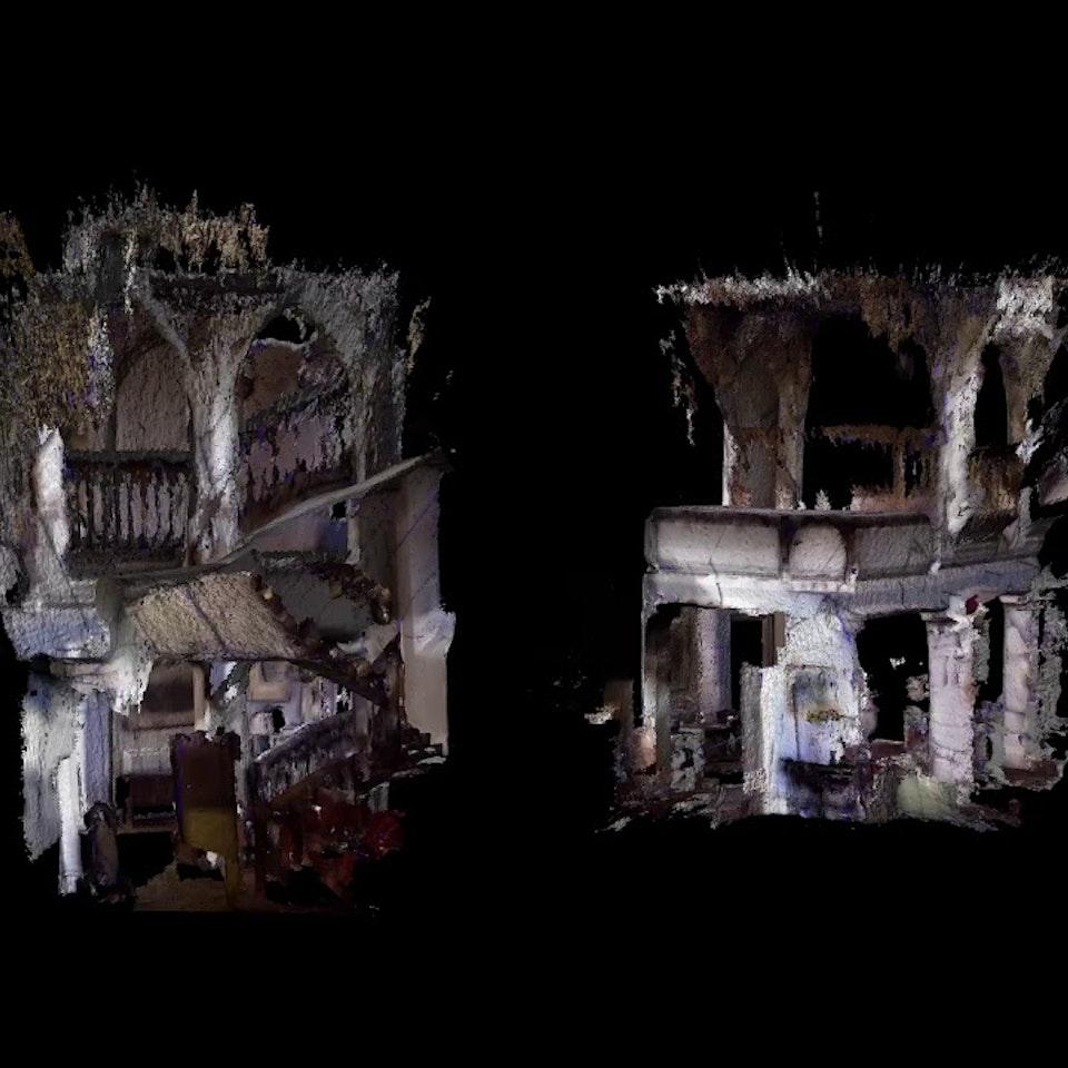 3D scan films Voyeurger