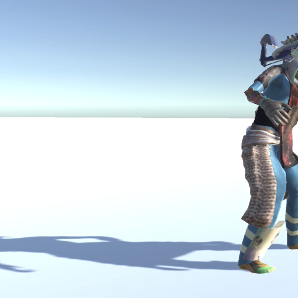3D character design Screenshot 2019-08-20 at 23.34.03