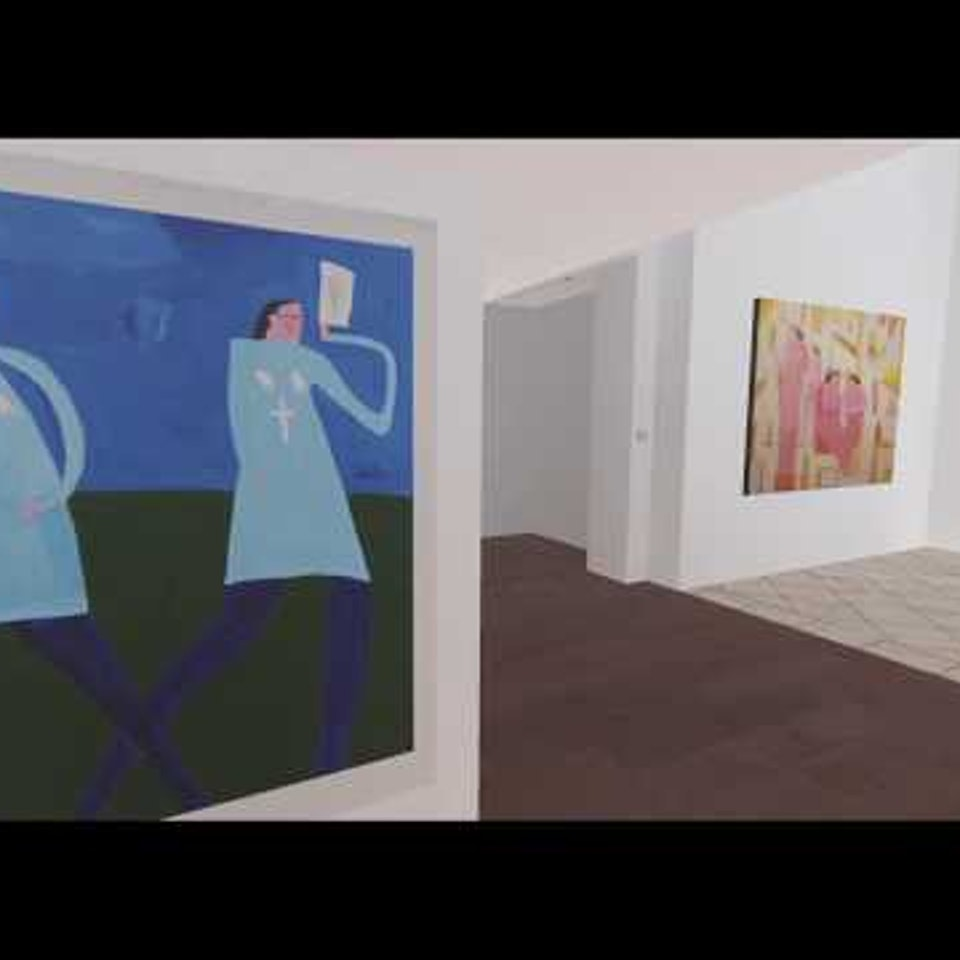 Virtual Gallery Dye House 451 Virtual Gallery Demo