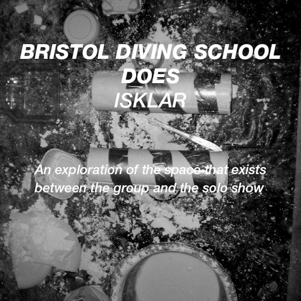 Bristol Diving School isklar-poster