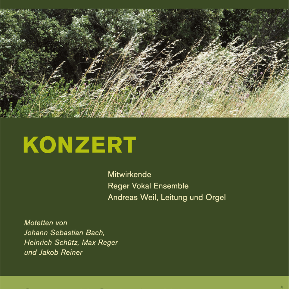 Reger Vokal Ensemble -
