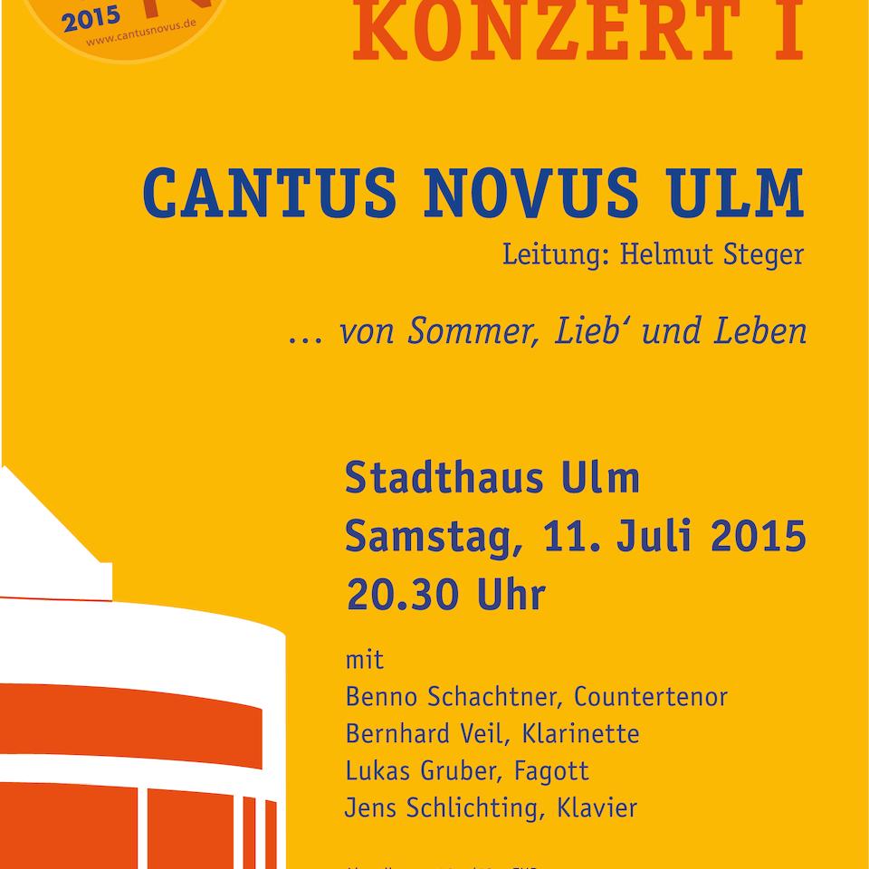 Cantus Novus Ulm -