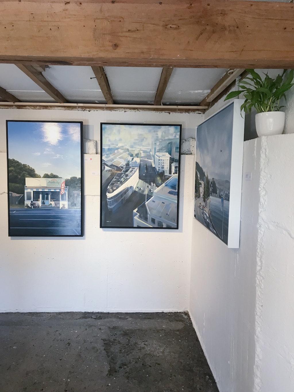 Studio Gallery Opening