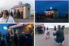 Cadbury / Secret Santa / Activation - Touring postal service.