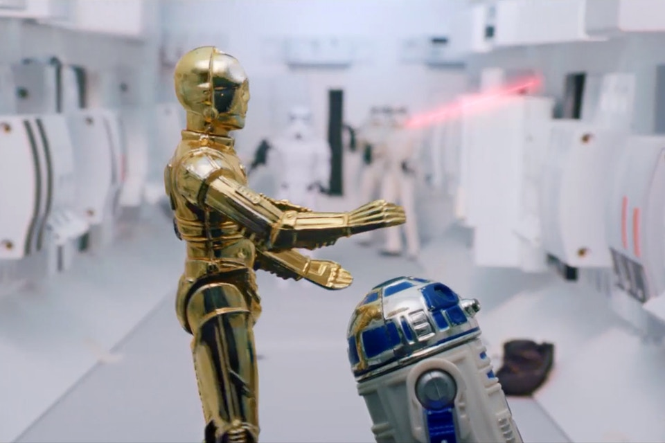 Star Wars Toys | Conor Finnegan