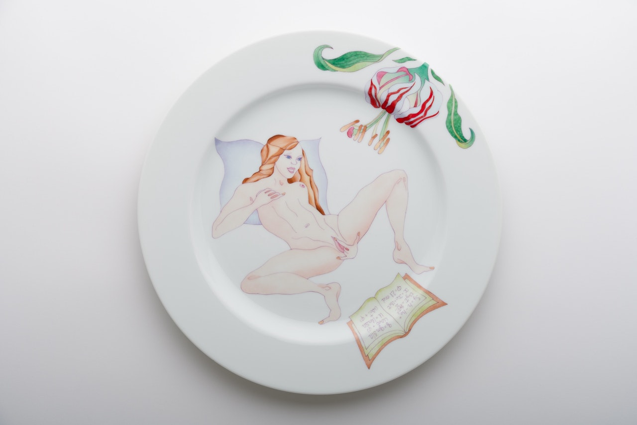"""New collection of """"Society of clean plates""""."""