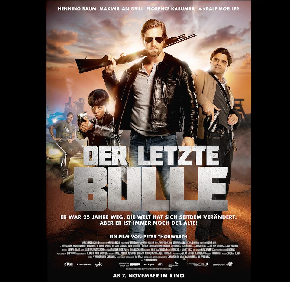 Der letzte Bulle - Der Film