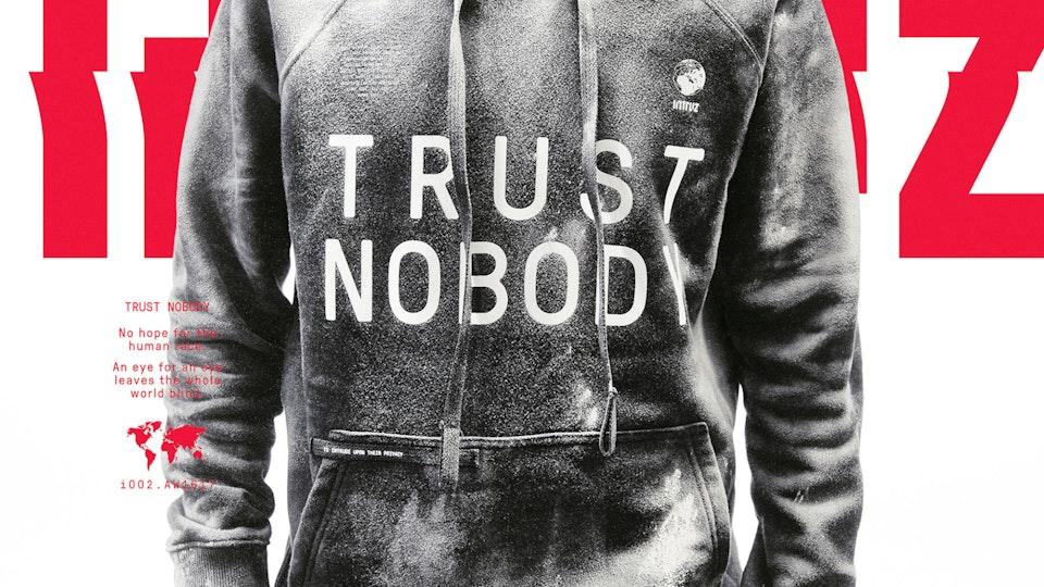INTRUZ TRUST NOBODY