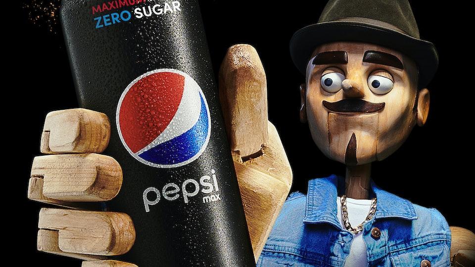 PEPSI - Pinocchio