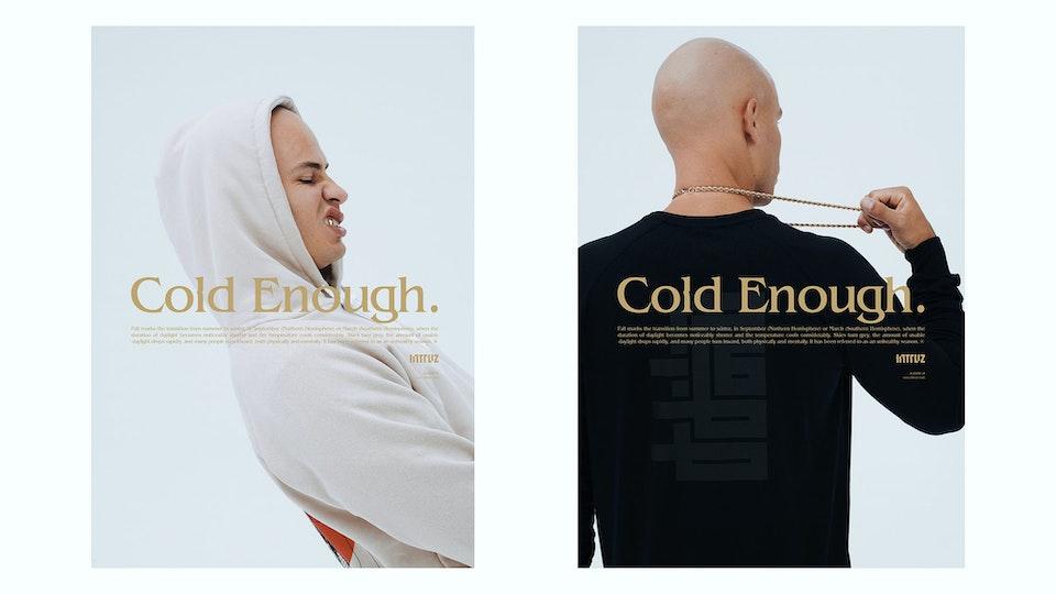 INTRUZ - COLD ENOUGH