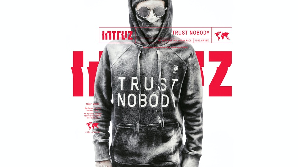 INTRUZ TRUST NOBODY