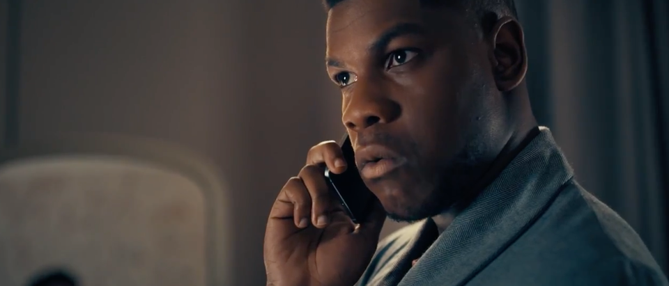 BENEDICT SPENCE - Vodafone - John Boyega 'The Call'