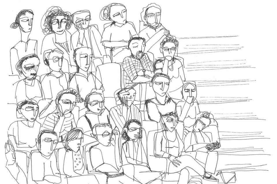 Einat Aloni - Audience
