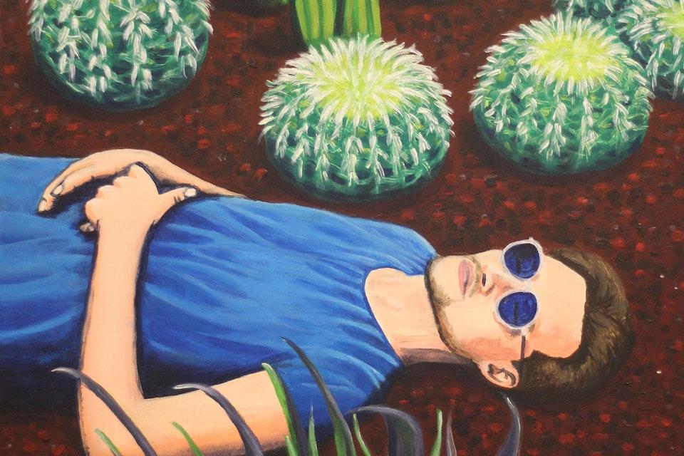 Einat Aloni - Cactus