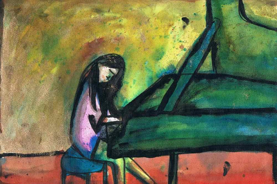 Einat Aloni - The Pianist
