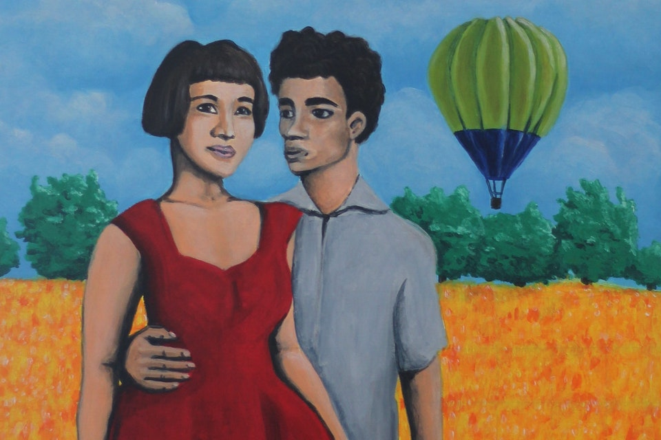 Einat Aloni - Hot Air Balloons