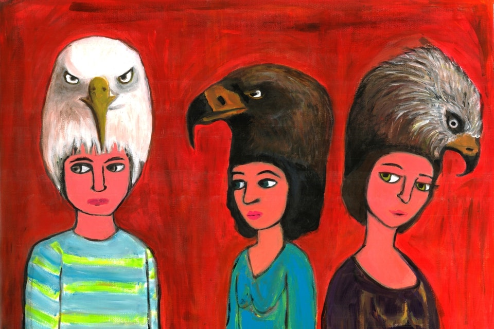 Einat Aloni - Alona, Alexandra and Yoel