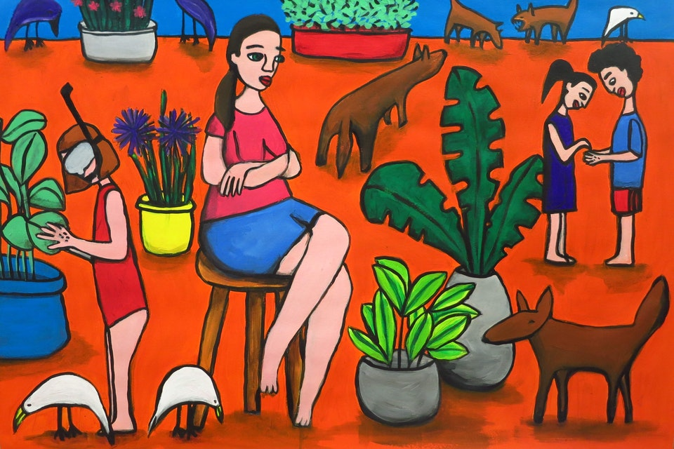 Einat Aloni - Sonia and Friends