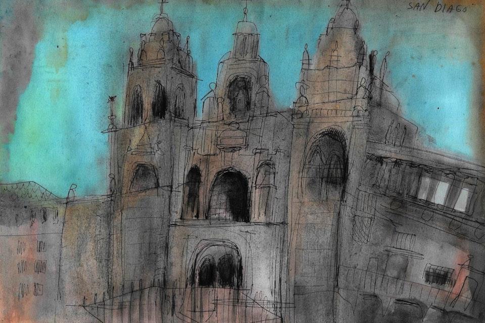 Einat Aloni - Santiago de Compostela