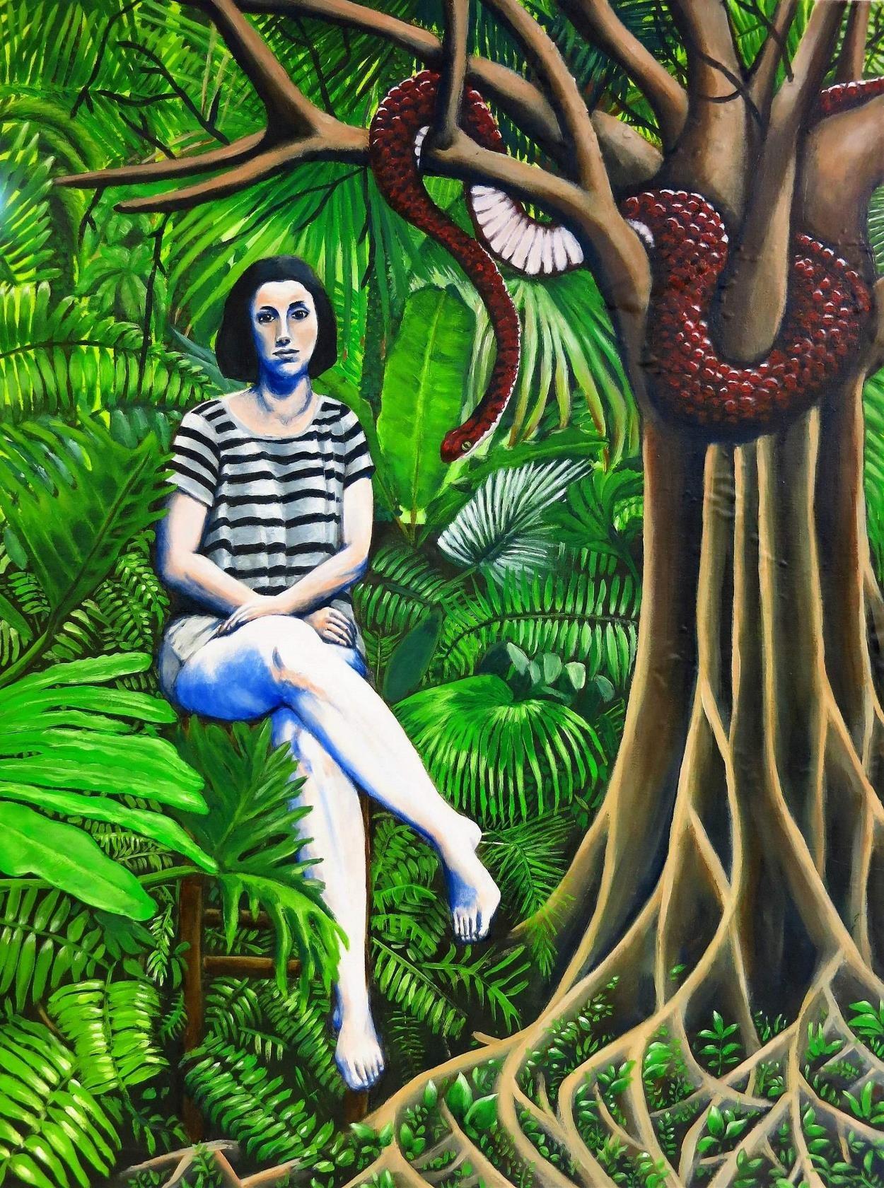 Einat Aloni - The snake