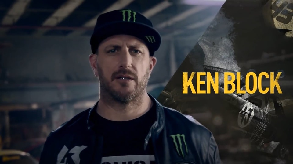 Commercials - EA Games Need for Speed Icons – Ken Block