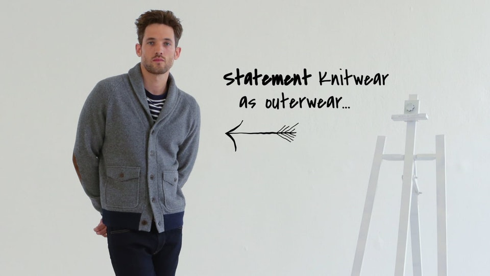 Commercials - Clarks - 3 Ways to Wear Newkirk Plain