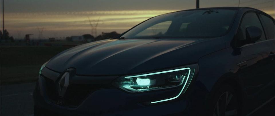 "Renault Megane ""Slow Face"""