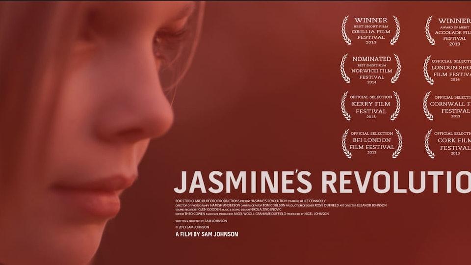Jasmine's Revolution Extract