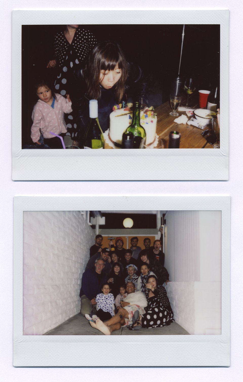The Polaroids bdaykerli