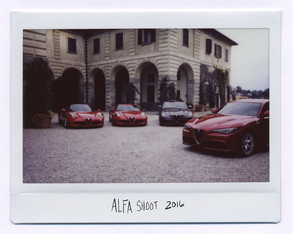 The Polaroids alfa2016
