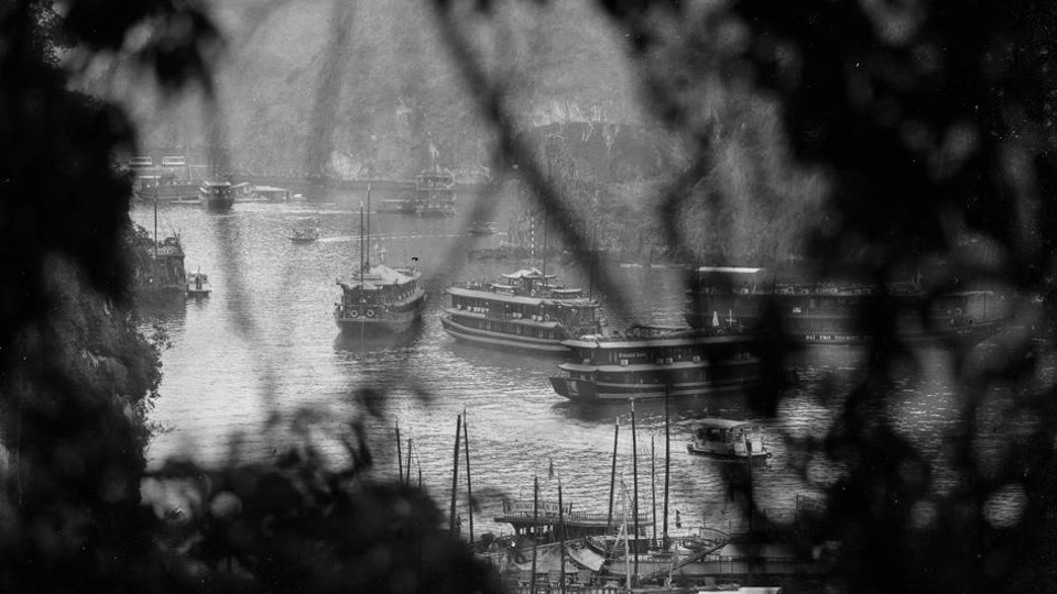 Selected works of Ryan Gerber - Halong Bay