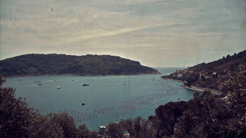 Selected works of Ryan Gerber - Porto Venere
