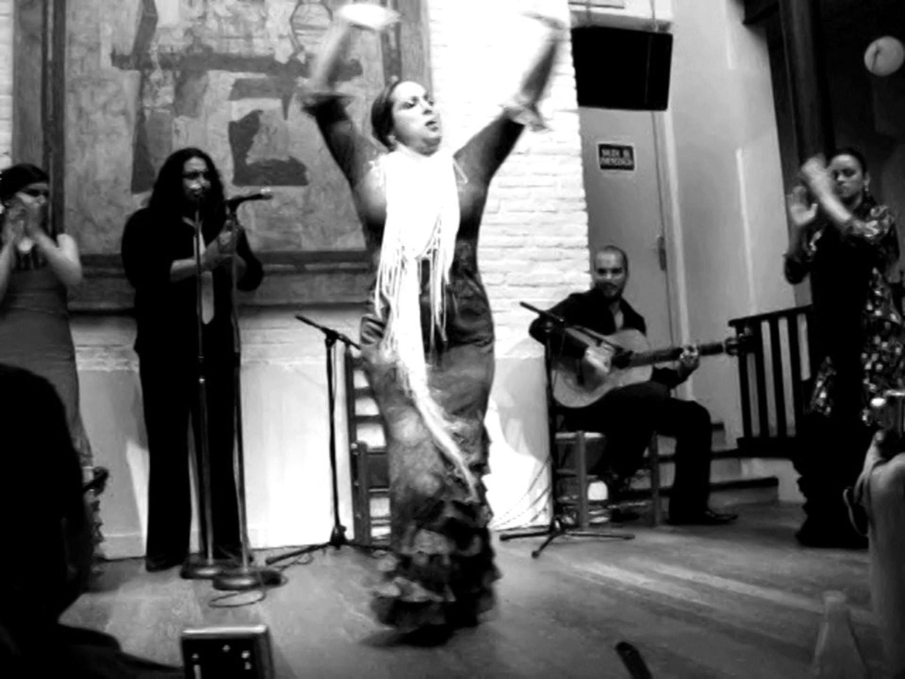 Angry Flamenco - Barcelona