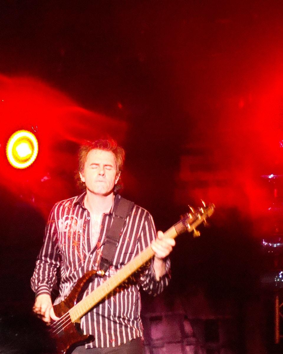 John rocking