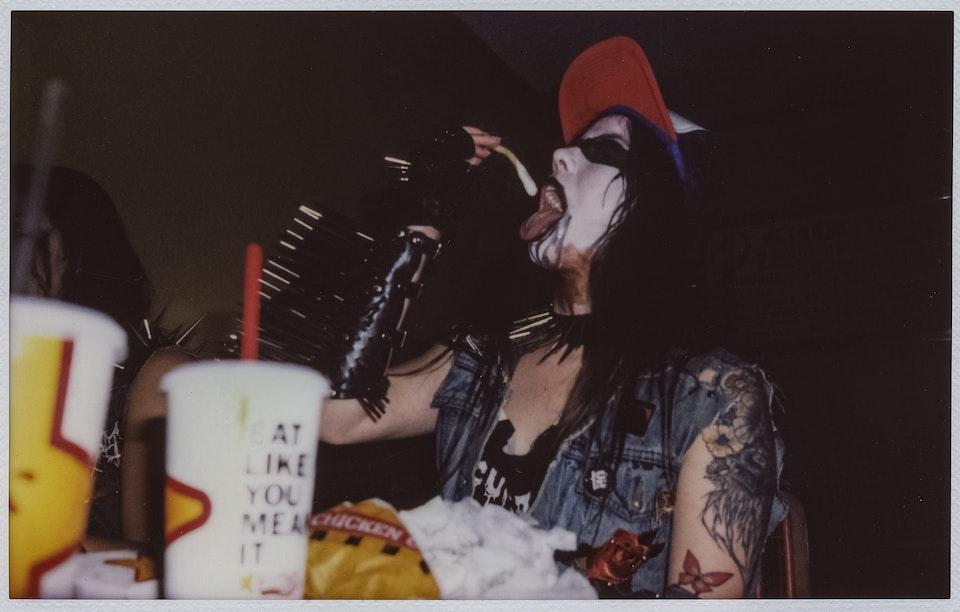 Black Metal As Fuck fries_pola