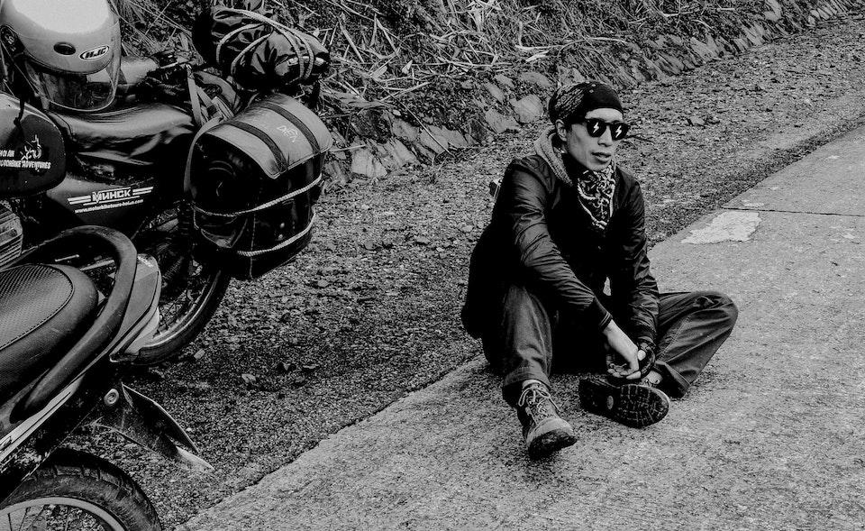 Vietnam by Dirtbike (2013) samroad2