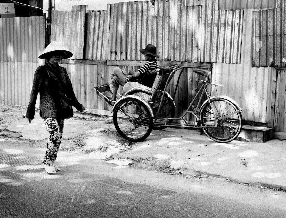 Vietnam by Dirtbike (2013) oldlady