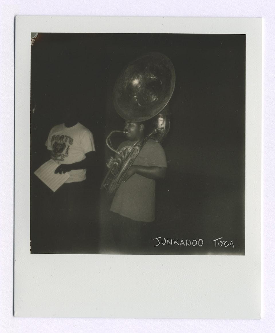 The Polaroids junkanoo