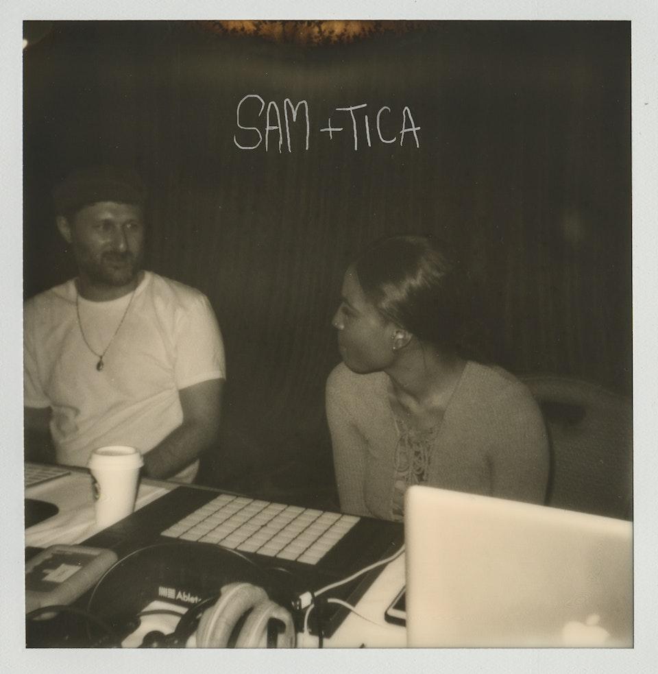 The Polaroids Tica-and-Sam