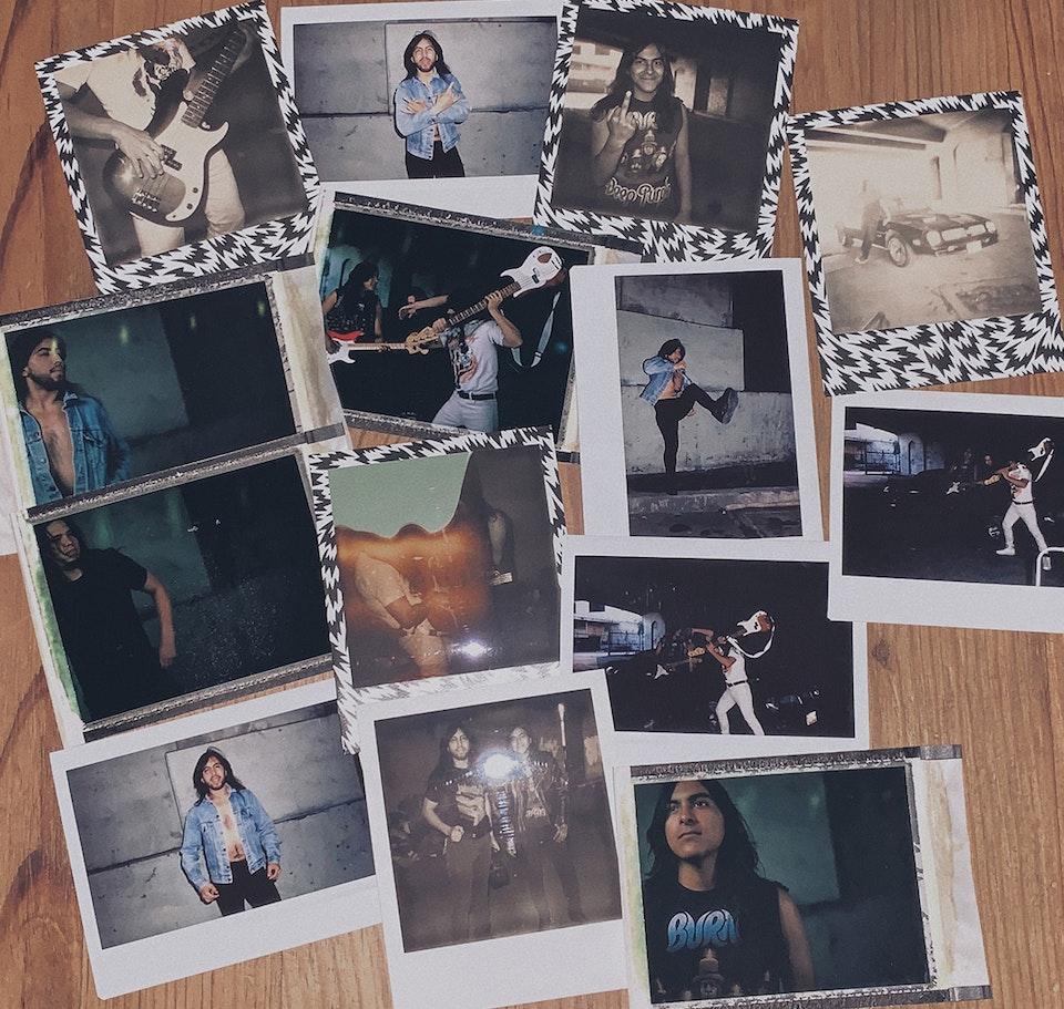 The Polaroids fortress