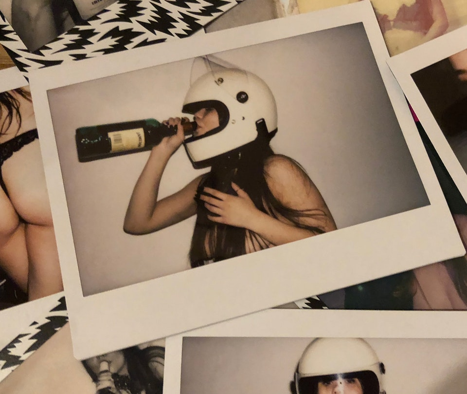The Polaroids pola_cover01