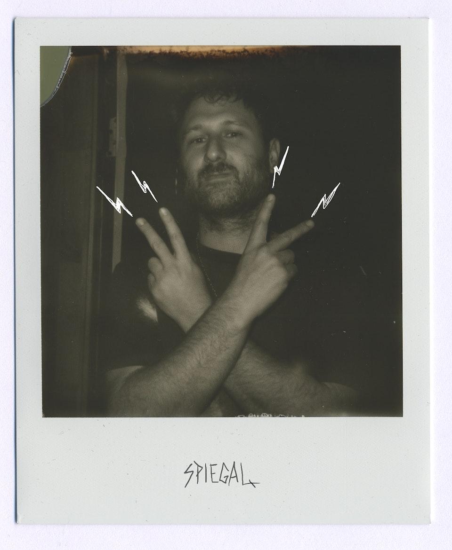 The Polaroids spiegel