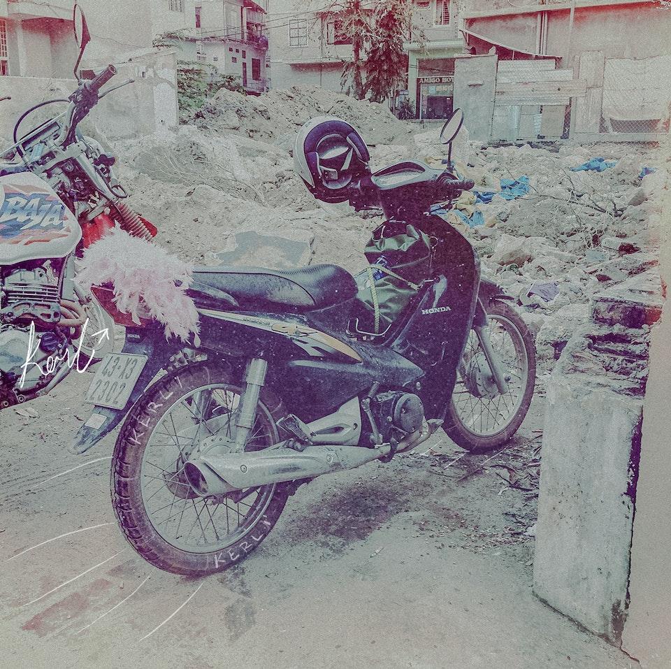 Vietnam by Dirtbike (2013) kerlibike