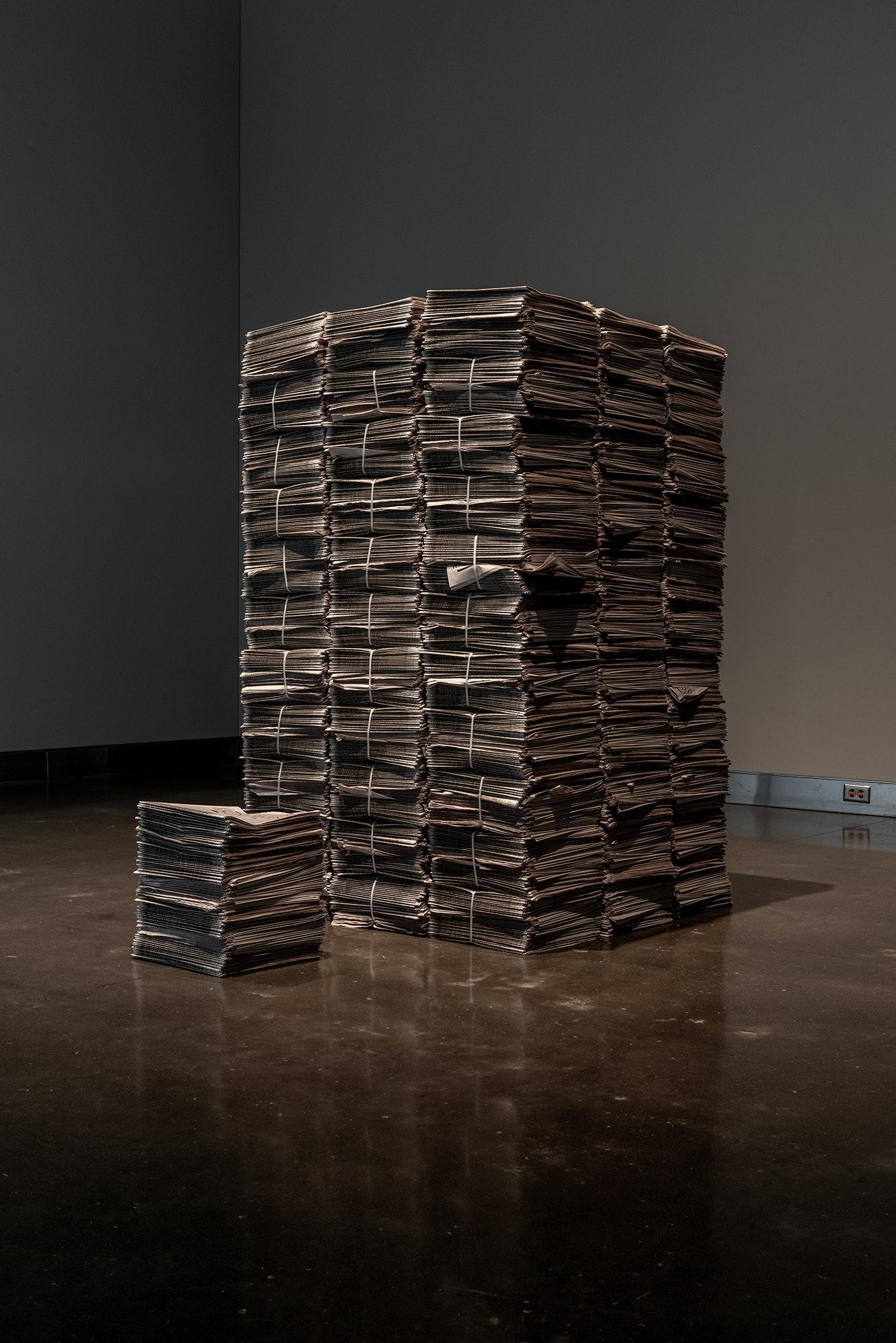 stack corner